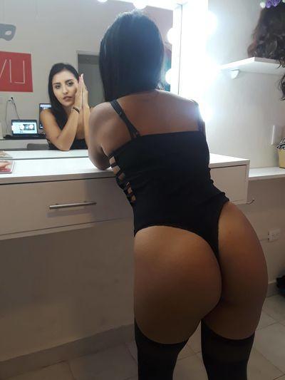 Salma Quinn - Escort Girl from West Covina California
